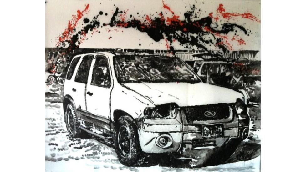 Ford Escape, 2012
