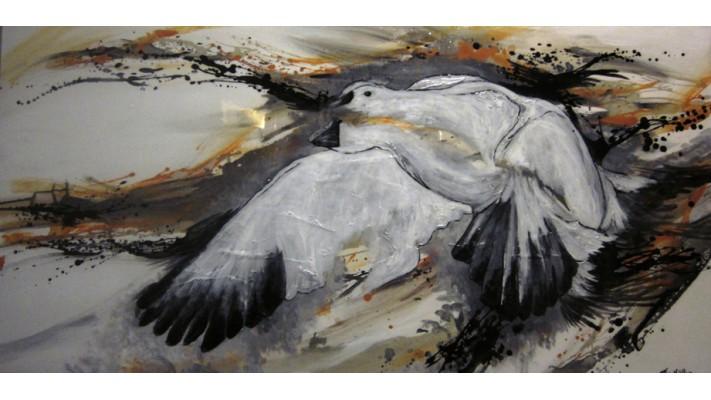 Le retour des oies blanches