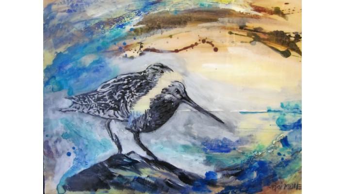 L'oiseau de la rive